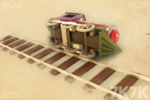 《为小火车铺路》游戏画面2