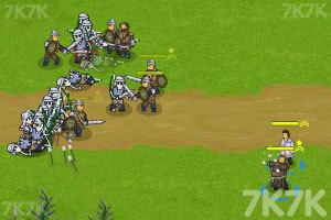 《皇族守卫军》游戏画面6