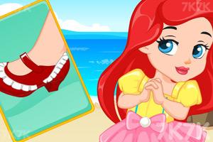 《人鱼公主美鞋馆》截图2