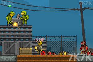 《生化危机行动》游戏画面3