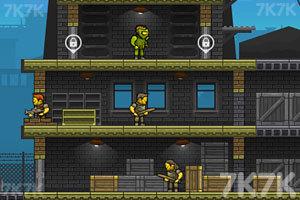 《生化危机行动》游戏画面2