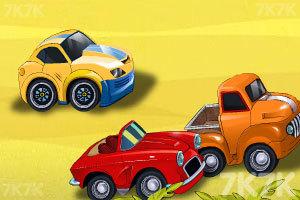 《飞奔的迷你车》游戏画面1
