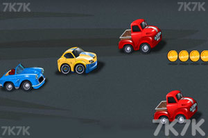 《飞奔的迷你车》游戏画面2