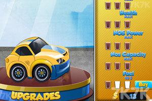 《飞奔的迷你车》游戏画面4