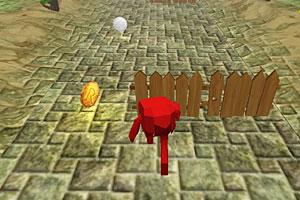 《奔跑的盒子》游戏画面1