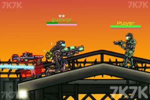 《未来战士3》游戏画面1