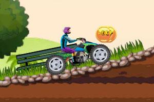 《驾驶四轮摩托》游戏画面1