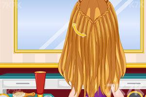 《夏季流行发型》游戏画面4