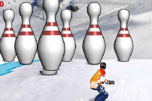 《花样滑雪之王无敌版》游戏画面1