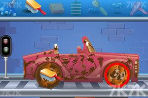 《完美洗车》游戏画面3