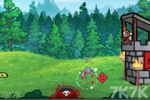 《英勇的哨兵骑士中文版》游戏画面1