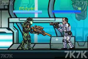 《未来战士3无敌版》游戏画面4