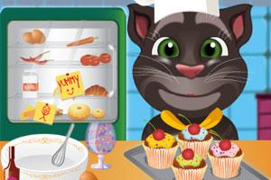 跟汤姆猫学做饭