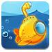 潜水员寻宝