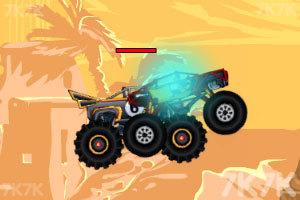 《狂野四驱车竞赛》游戏画面3