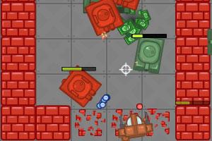 《钢铁机器2》游戏画面1