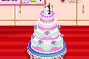 巧虎婚礼蛋糕