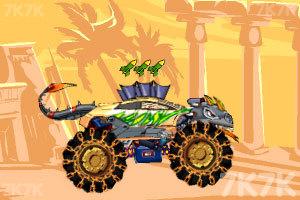《狂野四驱车竞赛无敌版》截图2