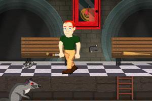《逃离下水道的男人》游戏画面2