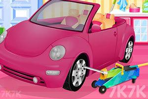 《改造小汽车》游戏画面5