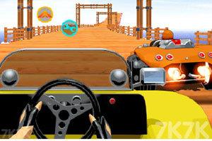 《高空飞车》游戏画面5