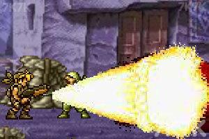 《合金弹头之沙漠孤城》游戏画面3