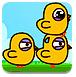 三只小黄鸡