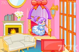 《公主的闺房》游戏画面1