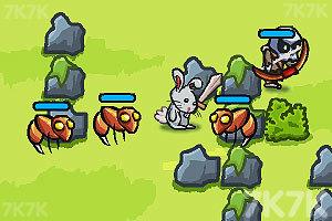 《兔子猎手无敌版》游戏画面2