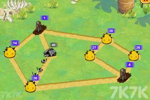 蜜蜂防御战