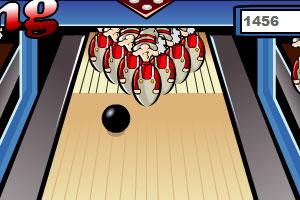 《玩转保龄球》游戏画面1