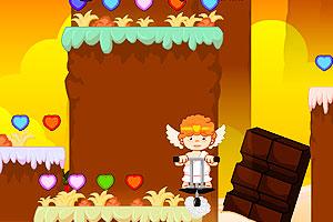 《丘比特摘星星》游戏画面1