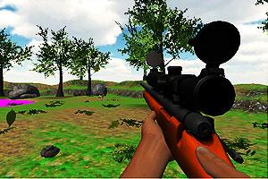 《丛林真实狩猎》游戏画面1