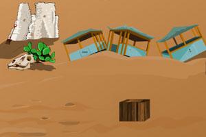 《逃出沙漠》游戏画面1