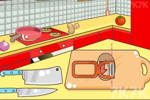 《辛辣牛肉汉堡》游戏画面3