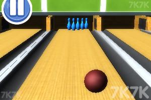 《保龄球大奖赛》游戏画面2