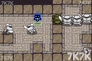 《偷牛贼选关版》游戏画面2