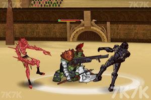 《绿巨人角斗士》游戏画面2