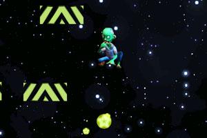 《僵尸跳跳跳》游戏画面1