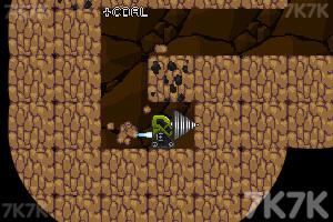 《超级钻探机》游戏画面2