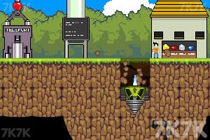 《超级钻探机》游戏画面3