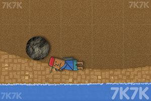 《小红帽男孩冒险》游戏画面3