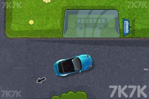 《运输汽车的大卡车3》游戏画面2