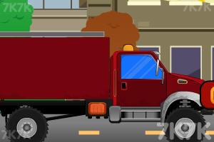 《消防车急速救火》游戏画面1