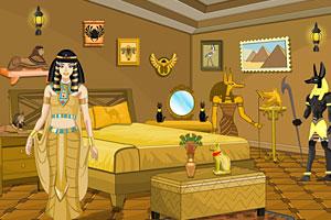 《埃及公主的卧室》游戏画面1