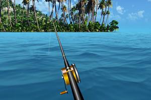 《海边钓鱼2》游戏画面1