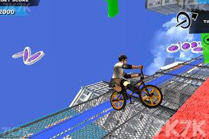 《特技小轮车》游戏画面1