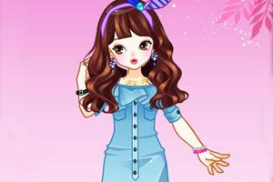 《甜美的小萝莉》游戏画面1