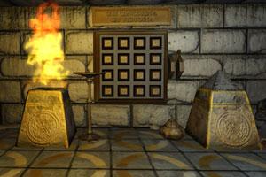《逃离永恒神殿》游戏画面1