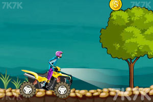 《山丘越野车》游戏画面3